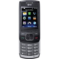 LG GU230 Dimsum, metallic-schwarz