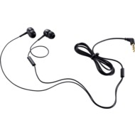 LG In-Ear Stereo Headset PHF-300, schwarz