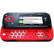 LG KS365, red