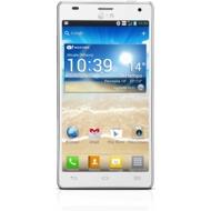 LG Optimus 4x HD, weiß