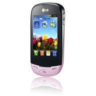 LG T500 ego, pink