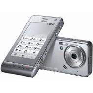 LG Viewty KU990i dark silver