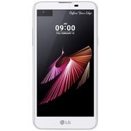 LG X Screen, weiß