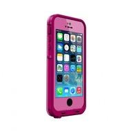 Lifeproof FRE Apple iPhone 5/ 5s - Unterwassergehäuse hintere Abdeckung für Mobiltelefon - Magenta, Dark Magenta - für Apple iPhone 5, 5s