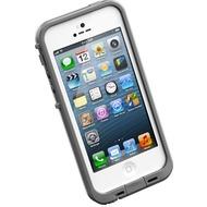 Lifeproof FRE für iPhone 5, weiß-grau