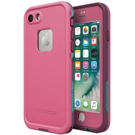 Lifeproof FRE - für iPhone 7 - twilight's edge pink