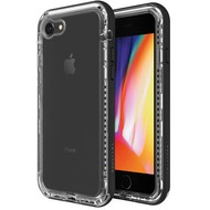 Lifeproof NËXT für Apple iPhone 7/ 8, Back Cover, Black Crystal