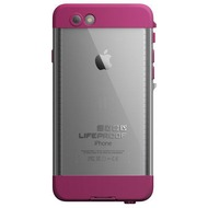 Lifeproof NÜÜD für Apple iPhone 6 - Pink Pursuit