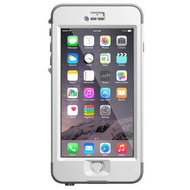 Lifeproof NÜÜD für Apple iPhone 6 Plus - weiß/ Grau