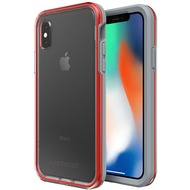 Lifeproof SLAM für Apple iPhone X, Back Cover, lava chaser
