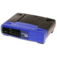 Linksys EZXS55W-DE 5-Port Switch