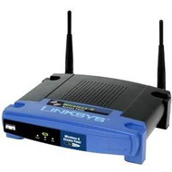 Linksys WAP54G-DE Access Point