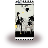 Liu-Jo Miami Soft Case - TPU Cover für Apple iPhone 6/ 6S - Schwarz