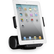 Logitech® AV Stand für iPad/ iPad2/ iPad3 inkl. Fernbedienung, schwarz