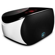 Logitech® Bluetooth Lautsprecher Mini BoomBox, schwarz-weiß
