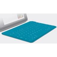 Logitech Keys-To-Go Ultra Portable Keyboard for iPad Air2, grünblau