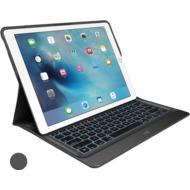 Logitech Logi Create Tastatur-Case für iPad Pro QWERTZ, schwarz