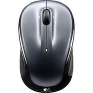 Logitech® Maus M325 - Wireless - Unifying - Optisch Dunkelgrau - 1000 dpi - 3 Tasten