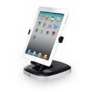 Logitech® Speaker Stand für iPad/ iPad2/ iPad3, silber
