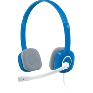 Logitech Stereo Headset H150 blau