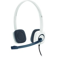 Logitech Stereo Headset H150, cloud white