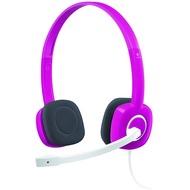 Logitech® Stereo Headset H150, fuchsia pink