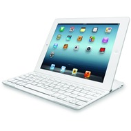 Logitech Ultrathin Bluetooth Keyboard Cover f�r iPad 2 /  3 /  4, wei�