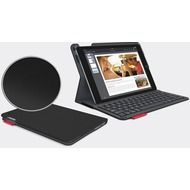 Logitech UltraThin Keyboard Folio for iPad Air 2 Type+, schwarz