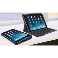 Logitech® UltraThin Keyboard Folio for iPad Air Type+, black