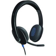 Logitech USB Headset H540, schwarz