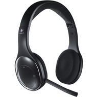 Logitech Wireless Headset H800, schwarz