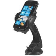 Macally mGRIP2 für iPhone, iPod und Mobiltelefone, schwarz