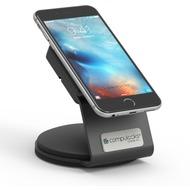 Maclocks SlideDock Sicherheits-Stand für Smartphones & Tablets  schwarz  199BSLDDCKB