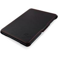 MANNA Kunstleder-Schutzhülle für iPad Mini, schwarz