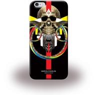 Marcelo Burlon Batavia - Backcover - Apple iPhone 6, 6s - schwarz, bunt