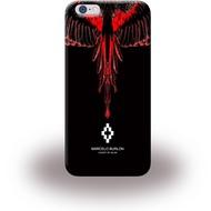 Marcelo Burlon SAN JUAN - Backcover - Apple iPhone 6, 6s - schwarz, rot