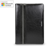 maroo Executive Kickstand Folio, Microsoft Surface Pro 7/ 6/ 5/ LTE, schwarz, MR-MS3850