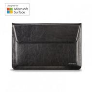 maroo Executive Leder-Tasche /  Sleeve, Microsoft Surface Laptop & Pro (2017), schwarz