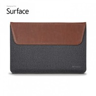 maroo Sleeve Microsoft Surface Pro /  Surface Laptop 13,5 brown/ black MR-MS3307