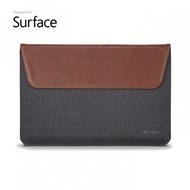 maroo Sleeve PU-Leather Microsoft Surface Pro 3 brown/ black MR-MS3307