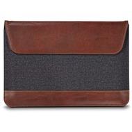 maroo Woodland Tasche /  Sleeve  Apple MacBook 12  braun/ grau