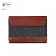 maroo Woodland Tasche/ Sleeve Microsoft Surface 3 Braun/ Grau MR-MS3207