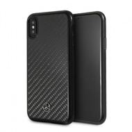 Mercedes-Benz Mercedes Benz, Carbon Hardcover, Apple iPhone XR, Schwarz