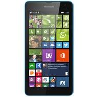 Microsoft Lumia 535, cyan