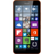 Microsoft Lumia 640 XL, orange