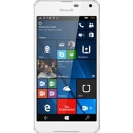 Microsoft Lumia 650, light silver