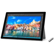 Microsoft Surface Pro 4 (31,24 cm /  12,3'', i5, 4 GB, 128 GB, Windwos 10 pro), magnesium