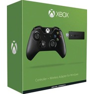 Microsoft XBOX Controller + Wireless Adapter for Windows incl. Bluetooth