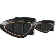 Midland Midland BTX1 Pro, Twin - Bluetooth Headset für Motorradhelme