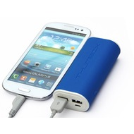 Mipow Thumbox Powertube - 4.400 mAh - navy blue
